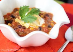 Cheesy taco soup recipe #food