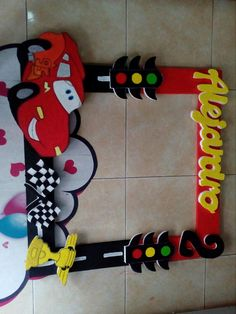 Cars fiesta infantil marco 25 New Ideas Car Themed Parties, Cars Birthday Parties, Birthday Party Decorations, Race Car Birthday, Disney Cars Birthday, 2nd Birthday, Hot Wheels Party, Festa Toy Story, Car Themes