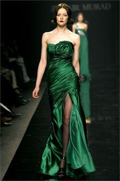 Zuhair Murad - Fall Winter 2009/2010 Ready-To-Wear - Shows - Vogue.it