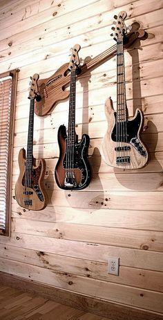 using your wall axe multi guitar hanger home decor wall axe guitar hanger peabody css from solid oak