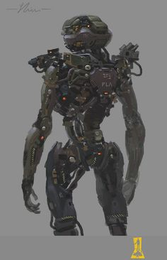 Sentinel Concept by Concept-Art-House