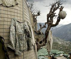 "Korengal Valley  ""The Valley of the Death""      Afghanistan, Korengal Valley, Kunar Province, 2007 -taken by Tim Hetherington"