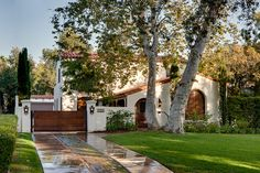 Spanish revival...absolutely a dream home