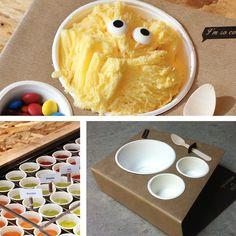 Ice Cream Gets Dressed Up With Googly Eyes Eis macht ja auch so schon Spaß, aber mit der Verpackung sicherlich noch mehr!