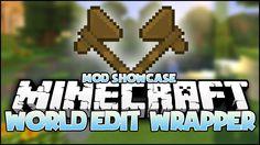 Minecraft Mod - World Edit Wrapper Mod