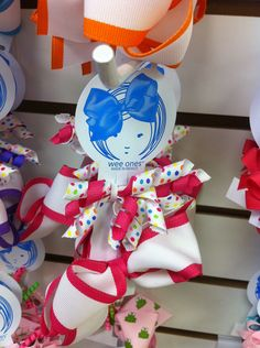 Back-to-school bows
