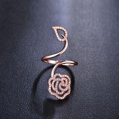 0.45 Carat Round Diamond Pave Flower & Leaf Design Wedding Ring in 18k Rose Gold #Chaujewels #FullEternity #Wedding #gold #whitegold #Luxurious #diamond #diamondring #diamondjewellery #Style #jewellery #fashion #mensjewelry #mensring #Bracelets #Gift #Valentine #couturejewelry #Men #Pendant #Happy #bespokejewelry #Mood #Rose #Gold #diamondEarring #Earring #Diamond #Ring #Diamondring #Eternityring #Halfeternity #Engagement #Wedding #WWE #Ebay