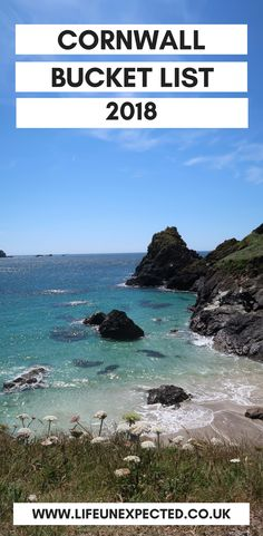 Cornish Summer Bucket List - Check out our Cornish Summer Bucket List for 2018. This is a list of all the Cornish attractions, festivals and family things to do in Cornwall this year. Places You Must Visit In Cornwall | What To Do In Cornwall | Family Holiday To Cornwall | Weekend In Cornwall With Kids | Places To See In Cornwall With Kids | What To See And Do In Cornwall With Kids | Kid Friendly Places In Cornwall
