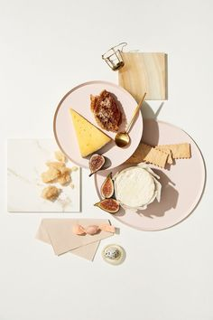 Oh Happy Day Plates (Large) - Ilka Elise B - Oh Happy Day Plates (Large) Minimalistic Creative Food Photography Flat Lay Photography, Food Photography Styling, Still Life Photography, Photography Tips, Product Photography, Happy Photography, Photography Classes, Modern Photography, Aerial Photography