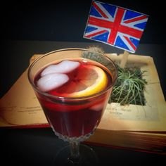 Pick your Poison: Gin & Dubonnet - Happy 90th Birthday, and World Gin Day, your Majesty!