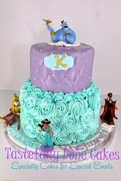 Amazing Photo of Princess Jasmine Birthday Cake Princess Jasmine Birthday Cake Tastefully Done Disney Jasmine Aladdin Cake Birthday Ideas Jasmine Birthday Cake, Aladdin Birthday Party, Aladdin Party, Cool Birthday Cakes, Birthday Ideas, 5th Birthday, Jasmine E Aladdin, Jasmine Disney, Princess Jasmine Cake