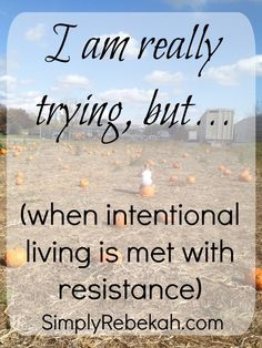 I am trying. I am really, really trying. I want to be a good mom. I want to be an intentional mom. I want to embrace the days with my little ones and cling on for dear life, but...