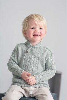 Genser Little Boy Outfits, Little Boys, Baby Barn, Knitting For Kids, Baby Boy Fashion, Men Sweater, Turtle Neck, Children, Sleeves