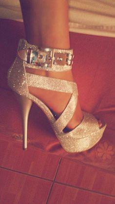 Fashion high heel sandal