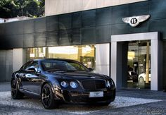 Bentley -Murdered out