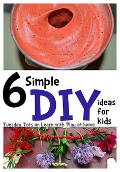 6 Simple DIY Ideas for Kids