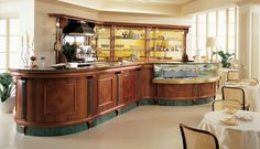ITALIAN BAR FURNITURE - Model MISTER