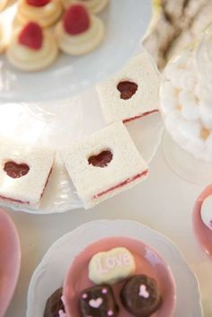Tea Party Valentine's Day Party Ideas | Photo 9 of 20 | Catch My Party