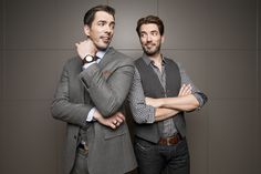 HGTV Property Brothers' Real Estate Tips