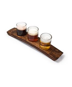Beer Flight. This isn't concrete, but should be.