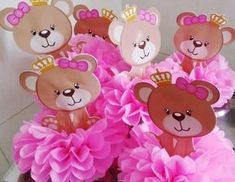 Baby Shower Nena Princesa 25 Ideas For 2019 Baby Girl Shower Themes, Baby Shower Princess, Baby Boy Shower, Baby Shower Decorations, Dorm Decorations, Baby Shower Gifts, Pink New Baby, Teddy Bear Baby Shower, Printable Baby Shower Invitations