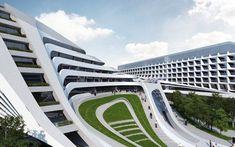 Beko Masterplan by Zaha Hadid Architects
