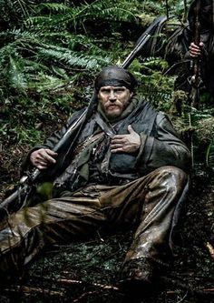 Tommy as John Fitzgerald - The Revenant (2015) / TH0083D