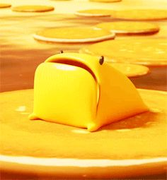 butter from cloudy with a chance of meatballs 2 | cloudy with a chance of meatballs 2 # fox studios # animation # butter ...