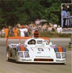 1978 Porsche 936/78  Porsche (2.998 cc.) (T)  Jacky Ickx  Henri Pescarolo  Jochen Mass