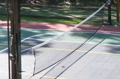 Adjustable net system