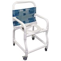 Duralife Shower Chair With Seat Belt,Each,200 Price: 329.99 Retail Price: 425.55 Health Products For You DURALIFE Bed, Bath & Kitchen > Bath Safety > Shower Chairs/Stools