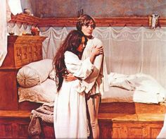 olivia hussey & leonard whiting, old school romeo and juliet. i LOVE this movie!