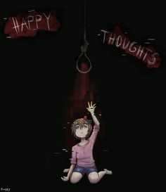 Happy Thoughts by FuggyArt