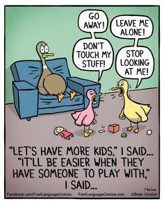 12 Hilarious Comics That Nail The Reality Of Parenthood