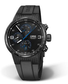 01 674 7725 8764-07 424 50FCTB - Oris Williams Chronograph Carbon Fibre Extreme - Oris Williams - Motor Sport - Collection - Oris - Purely mechanical Swiss watches.