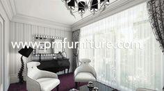 Interior design by P&M furniture