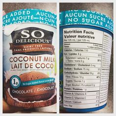 Hey #ketoworld ! I discovered this number coconut #icecream with 1g sugar.. About 6 g net carbs per 125 ml serving. It could come in handy every now and then when craving ice cream.. They had #chocolate #vanilla and #cherry amaretto.  #keto #ketofam #ketogirl #ketolife #ketogenic #lchf #lowcarb by ketolicious