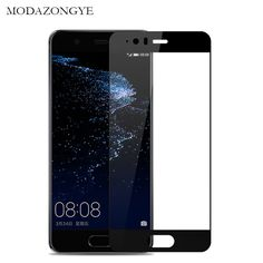 Full Cover Huawei P10 Plus Tempered Glass For Huawei P10 P 10 Plus VKY-L09 VKY-L29 Screen Protector Glass Film pelicula de vidro