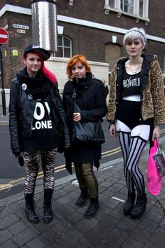 More street style from Brick Lane, taken by SU student Aaron Frank