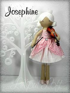 Pretty Poppet by Jill at Lilliput Loft