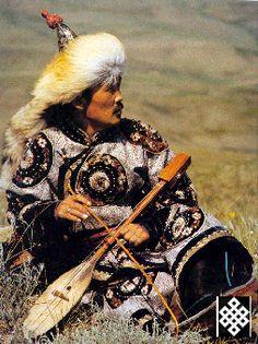 Invocation and Prayer ☽ Navigating the Mystery ☽ Aldyn-ool Sevek. Tuva Throat Singer, master of Kargyraa