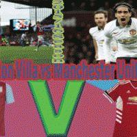 enjoy Epl With Man U New Jersy manchester United Vs Aston Villa Live English Premier League Live, Epl Live, Live Soccer, Memphis Depay, Villa Park, Aston Villa, Manchester United, The Unit, Aston Villa F.c.
