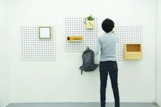 Glance Modular Storage System by Navid Akbarnejad