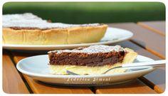 La cucina di Federica: Crostata al cioccolato profumata al cocco con video ricetta