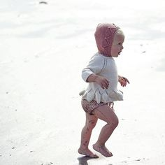 By the sea... ♡ We have fallen for the beautiful SS16 collection from @misha_and_puff over on www.littlegatherer.com today! ♡ The range is inspired by founder and designer, Anna Wallack's long summers spent frolicking along the coast. x #littlegathererkids