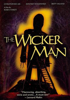 THE WICKER MAN DVD (ANCHOR BAY)
