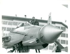 XF-88 with Turboprop 1954