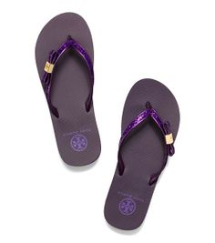My new flip flop for summer!  Tory Burch Flip Flops http://rstyle.me/n/ep4zmnyg6
