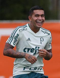 """Dudu celebra convocação: """"Agradeço ao Palmeiras e a todos os torcedores"""" #globoesporte"""