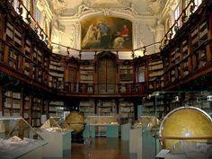 Biblioteca Classense. Ravena.